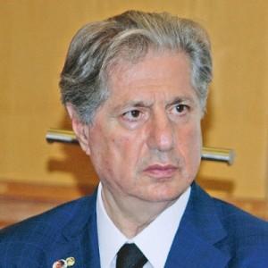 Amine Gemayel, Former President of Lebanon
