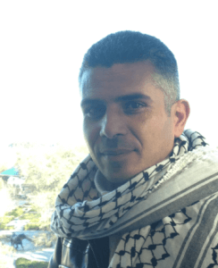 Iyad Burnat, The Popular Committee, Bil'in, Occupied Palestine (Photo Wikipedia)