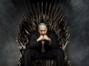 King Bibi. Illustration by David Lockard, using photos by Emil Salman and Dreamstime.