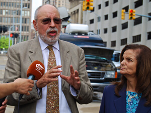 Attorney Michael Deutsch of the Peoples Law Offices www.PeoplesLawOffices.com