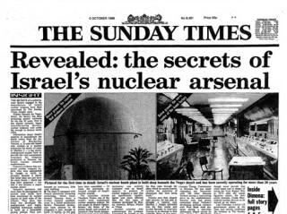 Israel's Damnation and Living Death of Vanunu Mordechai, Nuclear Whistleblower