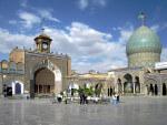 Iranian city, Photo courtesy of WIkipedia