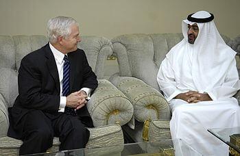 UAE Sheikh Al Nahyan to meet with President Obama
