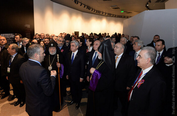 National Muslim groups challenge 1915 Armenian massacre