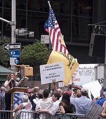 protest Islam photo