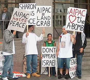 "Americans have a Constitutional Right to protest against Israel, a foreign country, without being falsely labeled ""anti-Semitic"" by Silverstein and Feigenholtz"