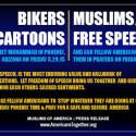 Let the Bikers draw Muhammad Cartoons in Arizona