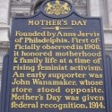 The Mother of Mother's Day