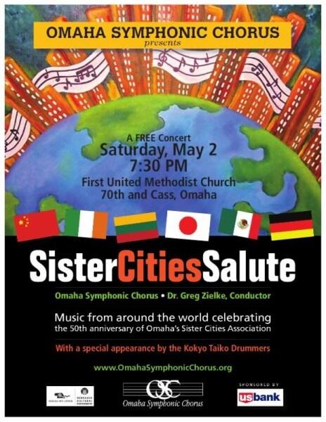 Omaha Nebraska Sister Cities program