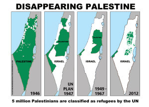 State of Palestine and Nakba 67