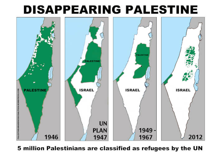 State of Palestine and Nakba 67