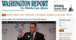 Washington Report on Middle East Affairs website