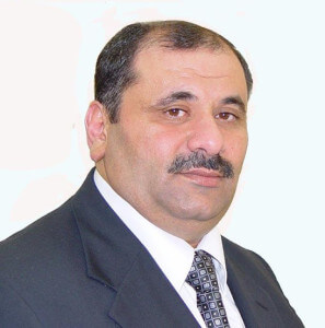 Journalist and civic leader Husam Abdallat