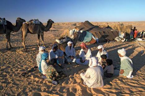 Tribalism: A Bedouin Approach !!