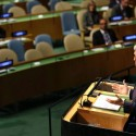 Netanyahu thanks U.S. for blocking a Nuclear Weapons Free Middle East