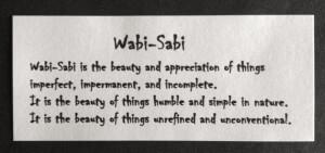 wabisabi quote