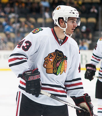 American Arab Saad helps Blackhawks win Stanley Cup