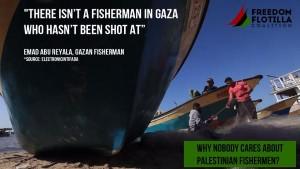 FreedomFlotillafishermen