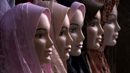 Documentary explores the covering of womens' hair