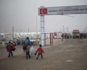 Syrian Refugees in Turkey, White Hill Nightmare