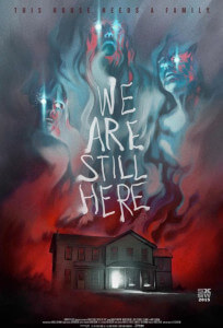 We Are Still Here, 2015 movie by Malik B. Ali