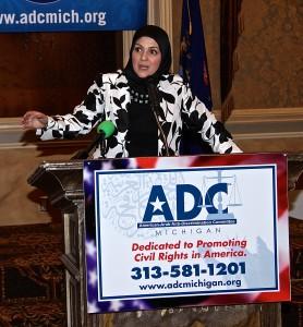 Fatina Abdrabboh, Esq., ADC Michigan Director
