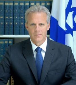 Israel extremist Michael Oren