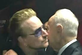 What U2's Bono doesn't know about Peres and Vanunu