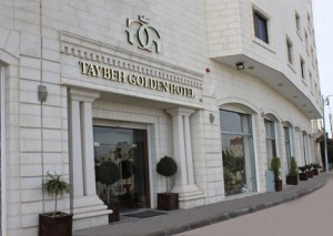 Taybeh Golden Hotel in Taybeh, West Bank, Palestine