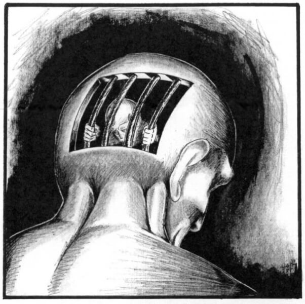 Solitary Confinement 'Sanctified' State Torture