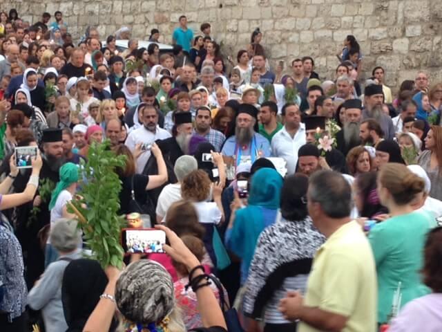 Middle East Arab Christians face extinction