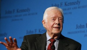 President Carter speaks about his Cancer with grace