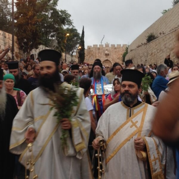 What are Christians Doing Today in the Holy Land?