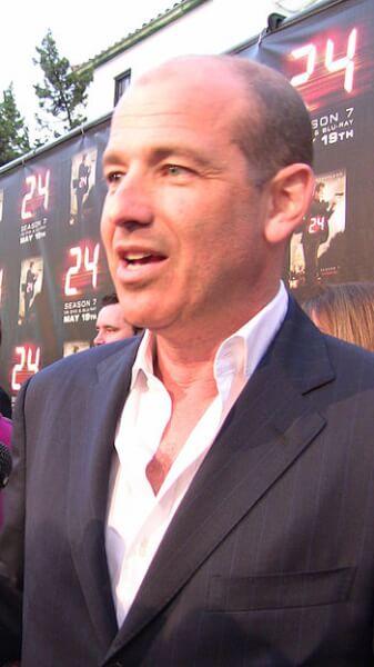 English: Howard Gordon at TV series 24's seaso...