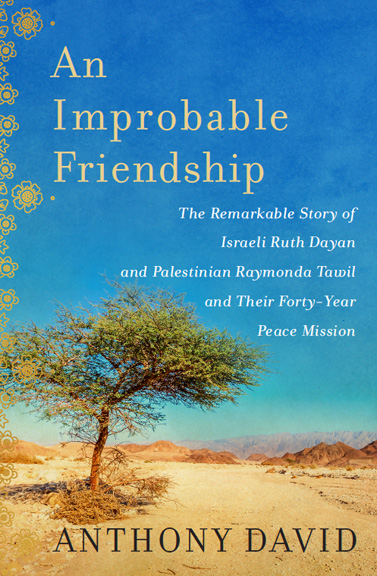 "New Book Release: ""An Improbable Friendship"""