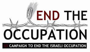 Will US Campaign to End the Israeli Occupation Respond?