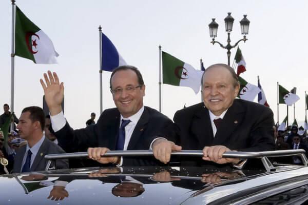 Algiers' Scoop du Jour