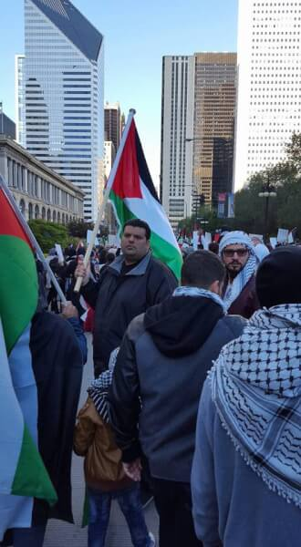 Faith groups oppose denial of civil rights to critics of Israel