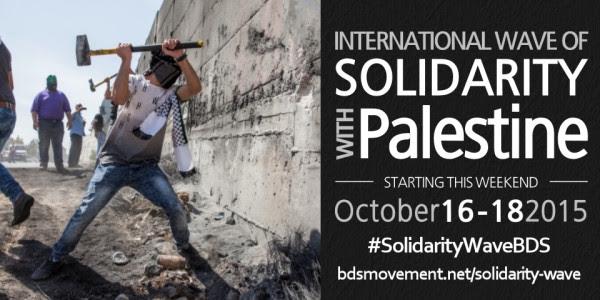 BDS, Intifadas and Calls to Conscience #SolidarityWaveBDS #FreePalestine