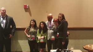 Canna Moms and keynote speaker Montel Williams at The International Canna Pro Expo in Orlando. 3 Oct. 2015 #CannaProExpo