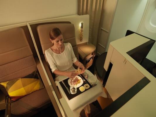Etihad Airways announces luxury service to New York