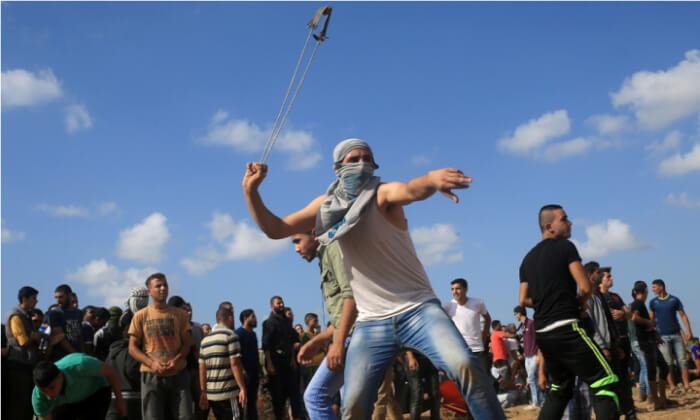 The Politics of the Palestinian Intifada