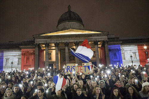 Battle of Paris: the French capitol after the ISIS terror attacks
