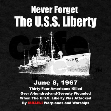 Libel, Slander, USS LIBERTY and Amazon Opportunities