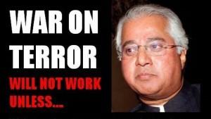 War on Terror will not work