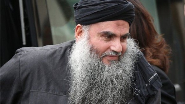 Sheikh Abu Qatada ( AP)