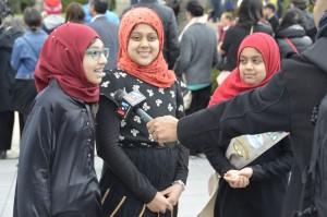 American Muslims dream and speak in D.C.