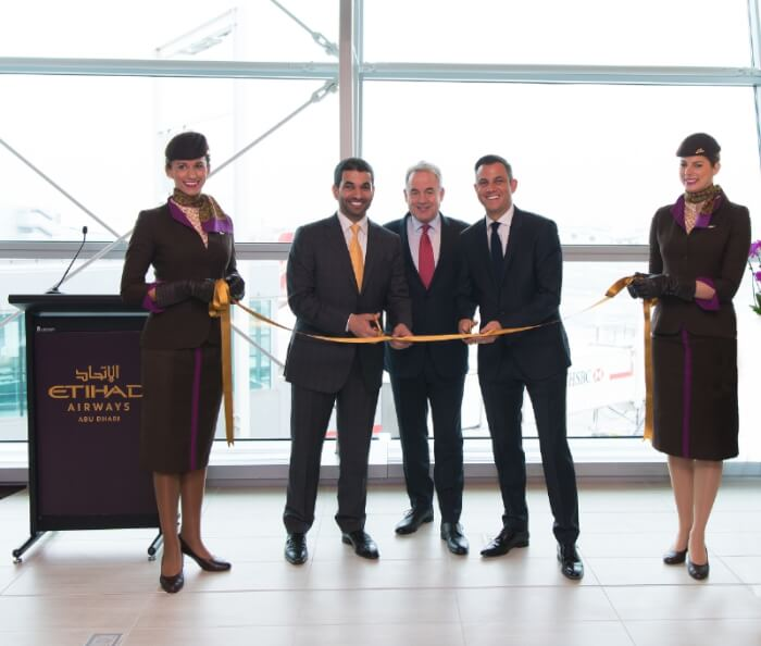 Etihad Airlines upgrades lounge at JFK