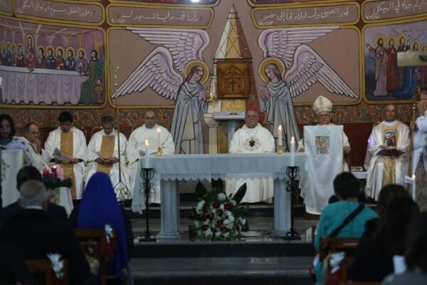 Gaza Christians begin Christmas celebrations