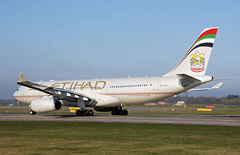 Etihad Airways sets new records in 2015